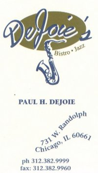 DeJoie's Bistro and Jazz