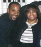 Earl Caldwell and Denise